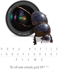 Dung Beetle Independent Films Logo